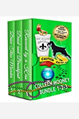 The New Orleans Go Cup Chronicles Vol 1-3: Brandy Alexander meets not one, but three cozy mysteries! Kindle Edition