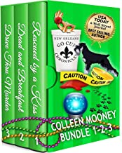 The New Orleans Go Cup Chronicles Vol 1-3: Brandy Alexander meets not one, but three cozy mysteries!