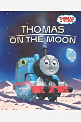 Thomas on the Moon (Thomas & Friends) (Little Golden Book) Kindle Edition
