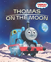 Thomas on the Moon (Thomas & Friends): Read for Me Edition (Little Golden Book)