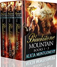 Blackstone Mountain Book 1 to 3: A Paranormal Shifter Romance Box Set