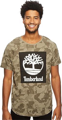 Timberland - Short Sleeve Camo Tee
