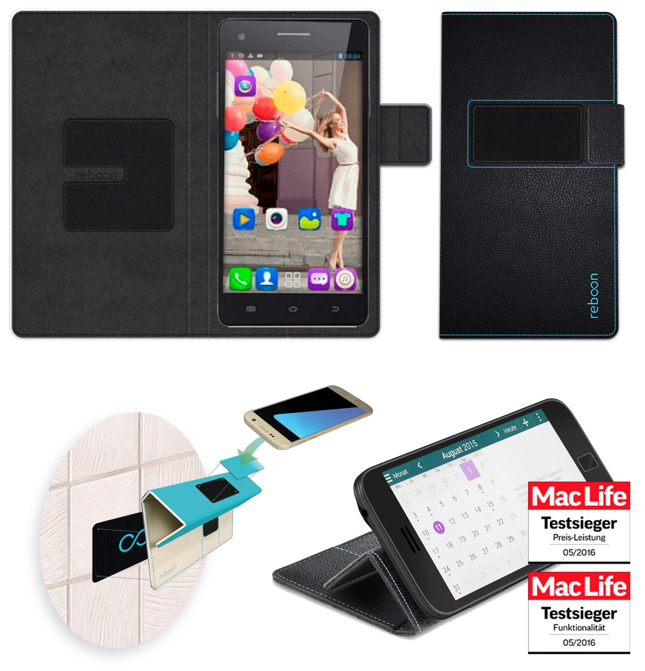 Funda para Goophone S9 – Cubierta innovateur 4 en 1 – Carcasa ...