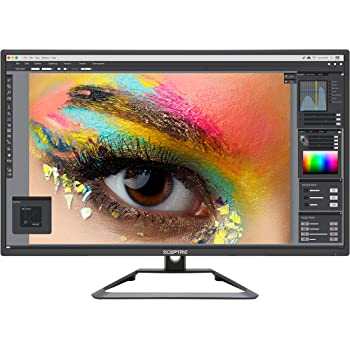 Sceptre IPS 27-Inch Business Computer Monitor 1080p 75Hz with HDMI VGA Build-in Speakers