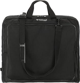 "PROTTONI 40"" Carry On Garment Bag - Suit Bag with Multiple Pockets - Shoulder Strap"