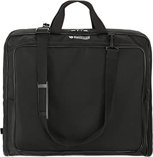 Prottoni 40-Inch Garment Bag for Travel – Water-Resistant Carry-On Suit Carrier