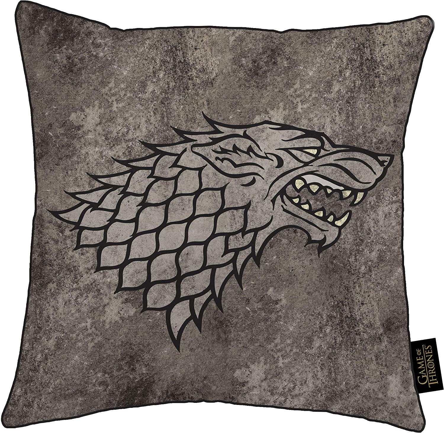 Game Of Thrones House Canvas Cushion