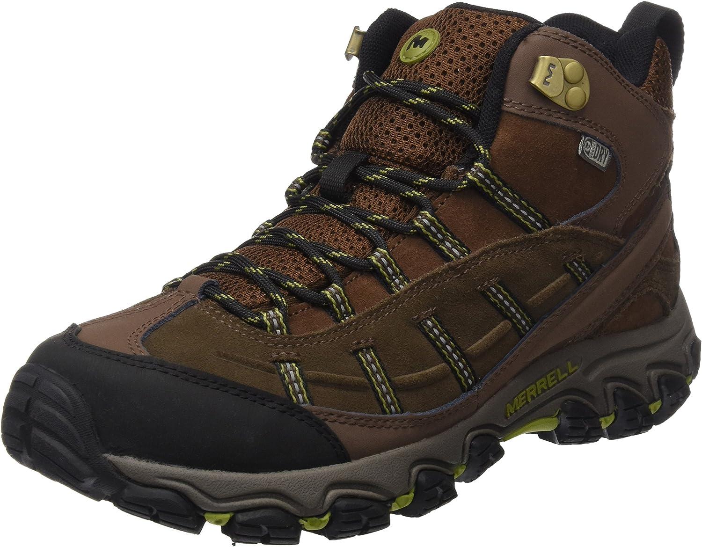 Merrell Men's Terramorph Mid Waterproof High Rise Hiking Boots