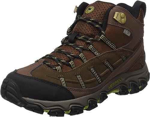 Merrell Terramorph Mid Waterproof, Chaussures de Randonnée Hautes Homme