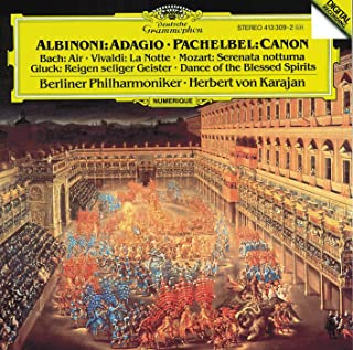 Pachelbel: Canon And Gigue In D Major - Arr. Max Seiffert