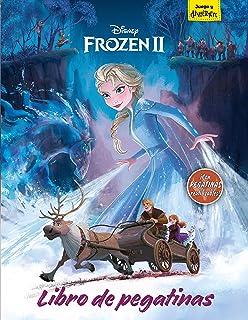 Frozen 2. Libro de pegatinas (Disney. Frozen 2)