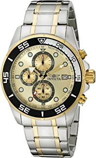 Invicta Men's 17014 Specialty Analog Display Japanese Quartz Two Tone Watch