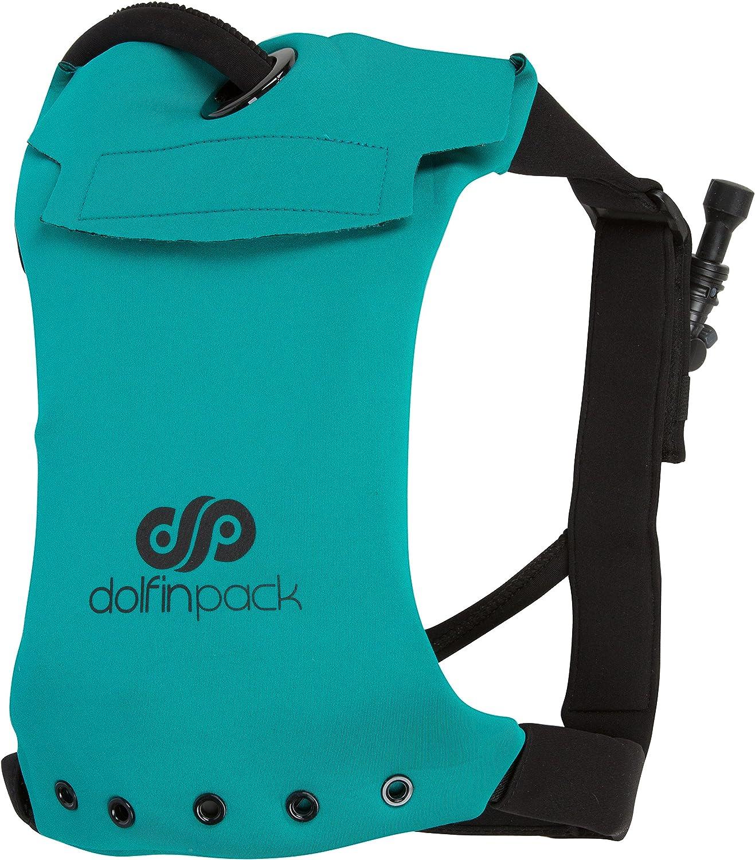 DolfinPack Lightweight, FormFitting, Waterproof, Extreme Sports Hydration Pack
