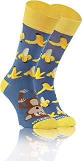 Alyphiin Socken Herren Damen Baumwolle Warme Bunte Lustige Socken Witzige/Gemusterte Sneaker Str/ümpfe 3//4//5 Paar 38-46