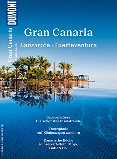 DuMont Bildatlas Gran Canaria, Lanzarote, Fuerteventura: Sonneninseln im Atlantik (DuMont BILDATLAS E-Book) (German Edition)