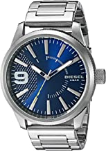 Diesel Men's Rasp Stainless Steel Watch DZ1763