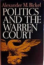 Politics and the Warren Court