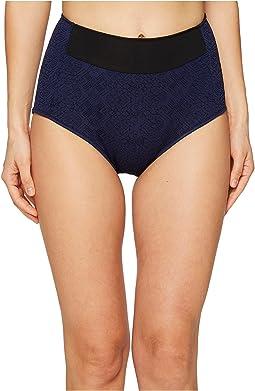 High Waisted Bikini Bottoms