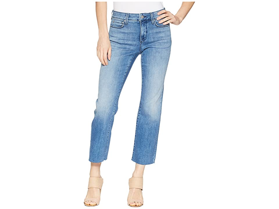 NYDJ Marilyn Ankle w/ Raw Hem in Capitola (Capitola) Women's Jeans