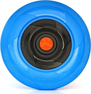 Tucker Toys Disc Jock-E -Bluetooth Speaker- The Flying Disc That Plays Your Music - Assorted Colors
