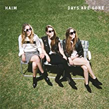 Best haim days are gone songs Reviews