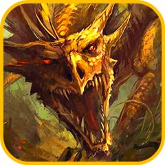 "- Epic Storyline; The dragons ""King Elijah"" Land was constantly being attacked by other dragons help him to retain his ruling to be the king of all dragons - Stunning Combat! Intensive battle. Tap the screen to shoot out fireball and tap ground assau..."