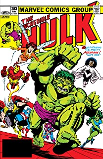 Best incredible hulk 283 Reviews