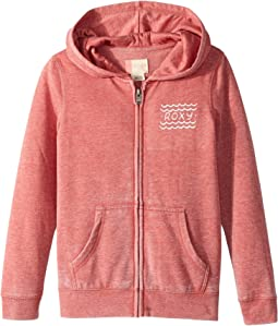 Roxy Kids - Be the Overflow Hola Beachachas Hoodie (Big Kids)