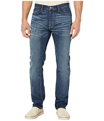 Lucky Brand 410 Athletic Fit Jeans in Cottontail (Cottontail) Men
