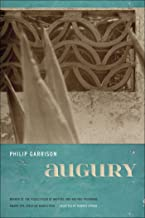 Augury (Association of Writers and Writing Programs Award for Creative Nonfiction Ser. Book 3)
