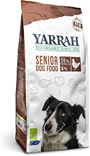 Yarrah Dry Organic Dog Food For Senior Dogs 2 Kg