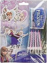 Juegos de decoración Amscan Internacional Disney congelado Cake