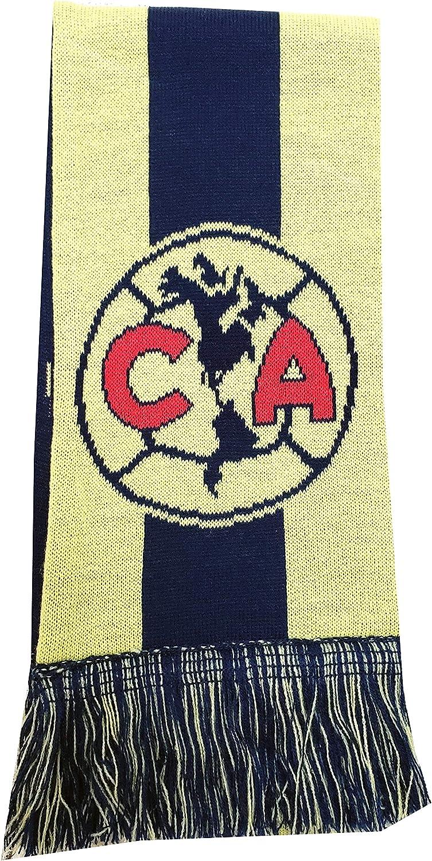 Icon Sports Club America Reversible Knit Scarf
