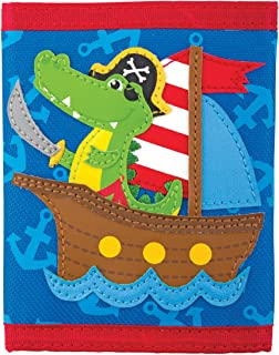 Stephen Joseph Wallet,Alligator/Pirate