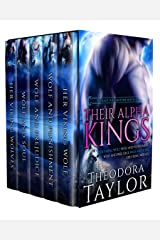 Their Alpha Kings: 5 Crazy Hot Shifter Novels!!! HER VIKING WOLF, WOLF AND PUNISHMENT, WOLF AND PREJUDICE, WOLF AND SOUL, HER VIKING WOLVES (Ruthless Alphas Book 1) Kindle Edition