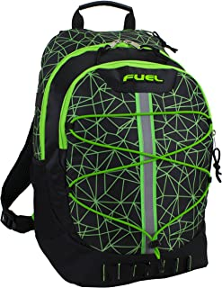 Fuel Terra Sport Spacious School Backpack with Front Bungee