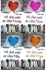 Wir sind mehr als Liebe - Damien (German Edition) Format Kindle