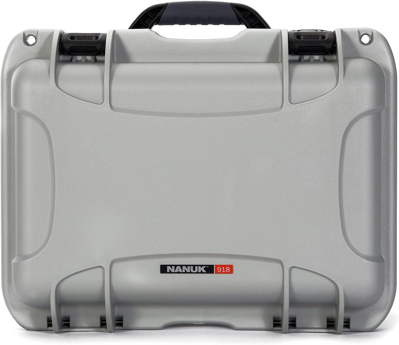 Nanuk 918 Waterproof Hard Carrying Case Empty Kamera