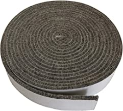 "KAMaster High Temp Grill Gasket Replacement Fit Primo Kamado Grill BBQ Smoker Gasket Pre-Shrunk Primo Accessories Self Stick Felt 14ft Long, 3/4"" Wide, 1/8"" Thick"