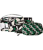 Vera Bradley - Travel Cosmetic Set