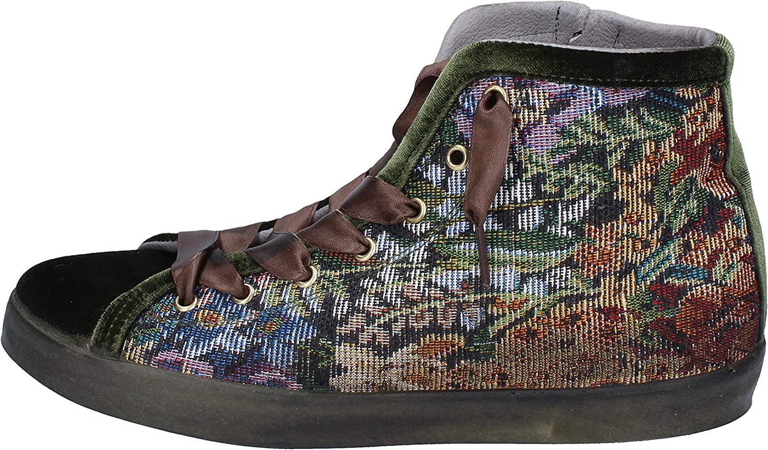 Beverly Hills Polo Club Fashion-Sneakers Womens Multicoloured