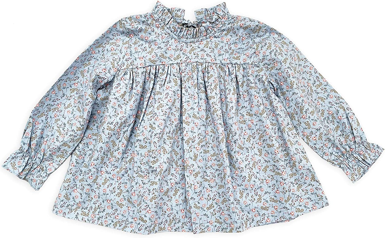 Spring new work one after Max 40% OFF another ChagoArt Toddler Long Sleeve Girl-Baby Shirts Girls