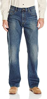 Wrangler Authentics Men's Relaxed Fit Boot Cut Jean