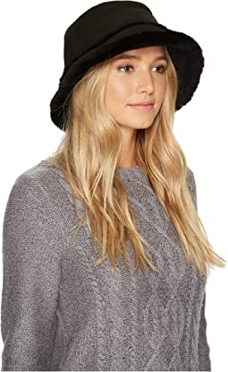 UGG Waterproof Sheepskin Bucket Hat