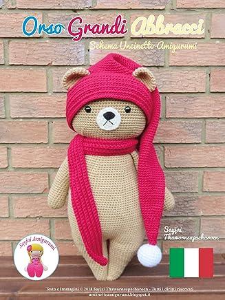 Angelo Amigurumi -Parte 1 👼🏻 Tutorial Natale - Angel Crochet ... | 436x327
