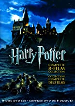 Harry Potter: The Complete 8-Film Collection (Bilingual)