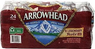 Arrowhead Spring Water, 16.9 Fl Oz (24 Count)
