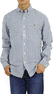 Best checkered long sleeve polo Reviews