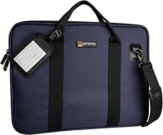 Protec Slim Portfolio Bag, Blue (P5BX)