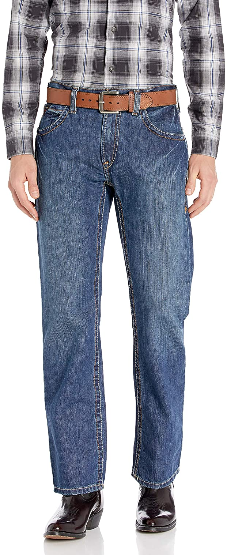 Amazon Com Ariat Men S Flame Resistant M5 Slim Fit Straight Leg Jeans Clothing